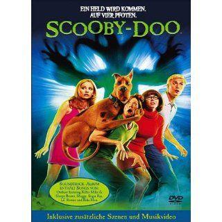 Scooby Doo Freddie Prinze Jr., Sarah Michelle Gellar