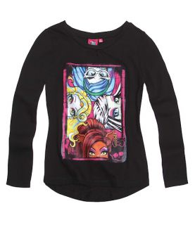 NEU ~ Monster High ~ Girls ~ Shirt ~ T Shirt ~ Langarmshirt ~ Neue