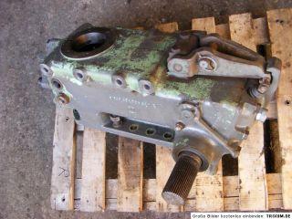 1245) Fendt Farmer 2 FW 139 Hydraulik  Kraftheber