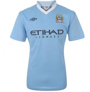 Manchester City Heim Trikot Umbro XXL 48 Man City FC Heimtrikot Jersey
