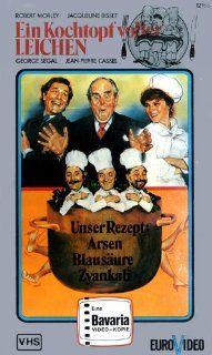 Ein Kochtopf voller Leichen [VHS] George Segal, Jacqueline Bisset