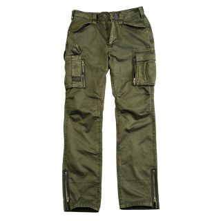 NEU Alpha Industries Overland Pant VF Cargohose oliv Outdoor