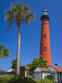 Ponce Inlet Lighthouse, Daytona Beach, Florida, United States of America, North America Photographic Print by Richard Cummins