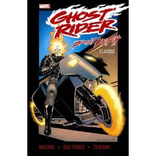 Ghost Rider Danny Ketch Classic   Volume 1 (Ghost Rider (Marvel