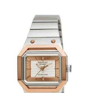 BREIL Damen Armbanduhr PALCO 3H SS CASE PINK DIAL DIAM BRC BW0444