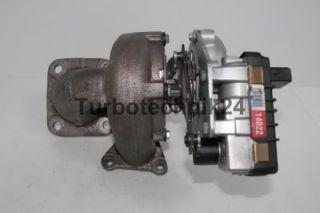 Generalüberholter Turbolader für Ihren Ford Transit VI mit 2.2 TDCi
