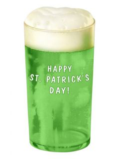St. Patricks Day, Green Beer Posters
