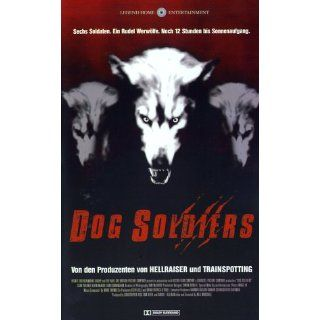Dog Soldiers [VHS] Sean Pertwee, Kevin McKidd, Emma Cleasby, Mark