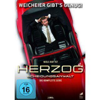 Herzog Scheidungsanwalt   Die komplette Serie 2 DVDs