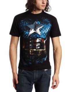Captain America T Shirt Captain America Armor Costume Tee