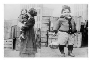 Three Year Old John Wilson Webb, of Pittsburgh Weighed 120 Pounds at the Age of 34 Months Posters