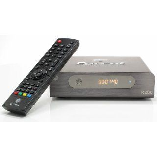 eGreat R200 dark silver Full HD Mediaplayer Elektronik