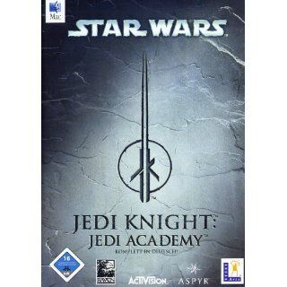 Star Wars Jedi Knight Jedi Academy Games