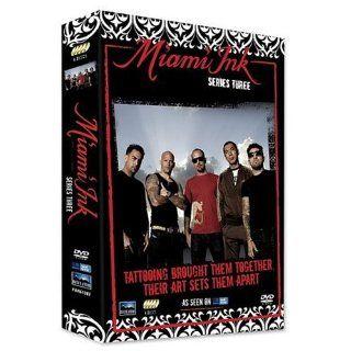 Miami Ink   Tattoos fürs Leben   Vol. 2 (3 DVDs) Johnny