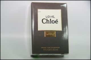 153,17/100ml) Love Chloe 30 ml Parfum EDP Intense Spray