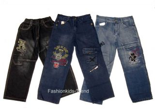 3x super coole Jungen Jeans Größe 92   152 frei wählbar