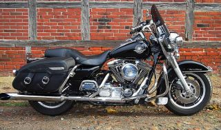 Harley Davidson Road King TOP ZUSTAND