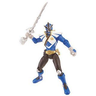 Power Rangers Mega Super Samurai Blue 10cm Abbildung