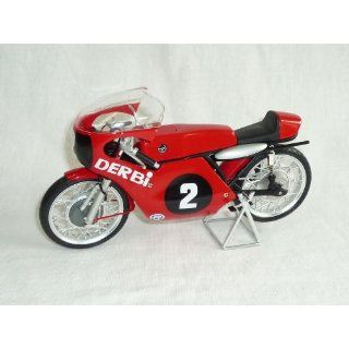 DERBI 125 ANGEL NIETO 1971 ROT MOTOGP MOTO GP 1/12 ALTAYA BY IXO