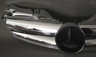 Mercedes R170 SLK Kühlergrill CL  KOMPL. CHROM QUALITÄT