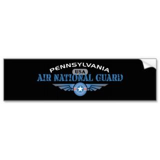 Pennsylvania Air National Guard Bumper Sticker