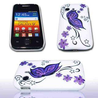 Handy Tasche Hard Case Cover JG Design f. Samsung GT S5360 Galaxy Y