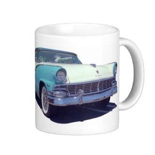 1956 Ford Fairlane Victoria Mug