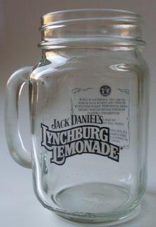 Jack Daniels Lynchburg Lemonade Glas Gläser