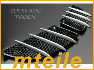 Mercedes Benz AMG Finnen SLK W171 R171 SLK 55 für Motorhaube