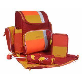 Allerhand AH S BPS 01 SET 105   School Backpack Sunflower Set   Ranzen