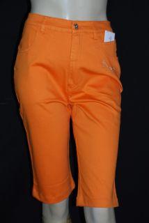 Shorts Hose JEANS Bermudas CAPRI trousers XS W26 neu 185€