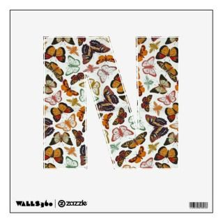 Orange Butterflies The Butterfly Wall Sticker