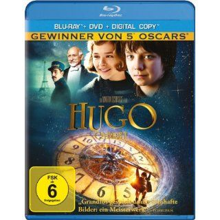 Hugo Cabret (+ DVD + Digital Copy) [Blu ray]: Ben Kingsley