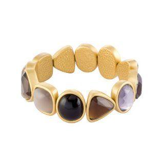 Sence Copenhagen Damen Armband Sparkling Summer worn gold versellbar