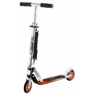 Skate Roller Big Wheel mit 125 mm Rollen, rot Spielzeug