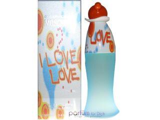 Moschino Cheap & Chic I Love Love EdT 100 ml NEU & OVP