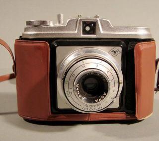 AGFA ISOLA I KAMERA um 1950 MODELL 6043