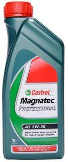 Castrol Magnatec Professional A5 5W 30 für Ford   1x1L