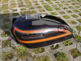 Tank Kraftstofftank fuel tank Honda CB 550 Four K3
