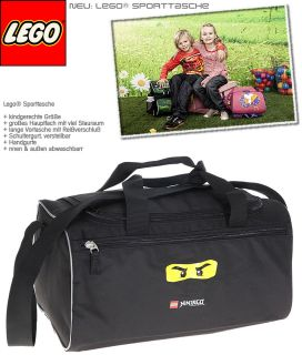Sporttasche LEGO NINJAGO SPINJITZU 2 Kindersporttasche Kindertasche