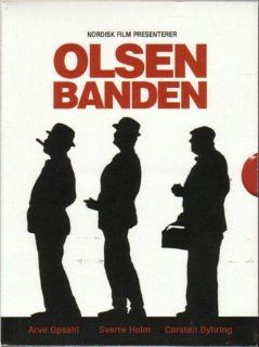 Olsenbande   14 DVD Collection: Anne Marit Jacobsen, Arve