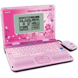 VTECH 80 117994   Lerncomputer Glamour Girl Laptop E/R