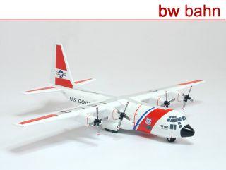 Herpa 1 200 551977 Lockheed HC 130 Hercules US Coast Guard