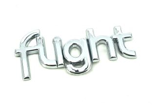 Genuine New FORD FLIGHT BADGE Logo Emblem For Fiesta Mk4 IV 1999 2002