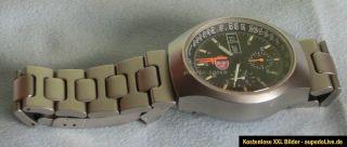 Sinn 157 AvD Fliegeruhr Limitiert 8v10 Stahl Automatik Lemania 5100