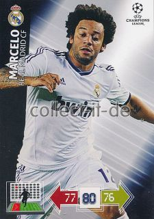 Adrenalyn Champions League   12/13   Real Madrid   Karte aussuchen