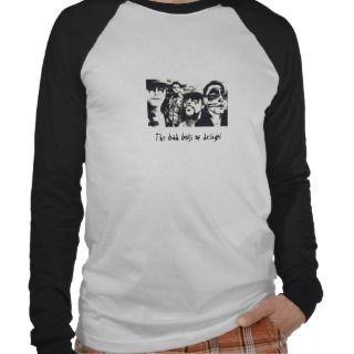 The bad boys of design shirts