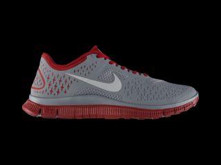 Nike Free 4.0 V2, Artikel 511472 600, Farbe rot/grau, NEU!