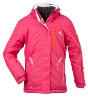 Pinpoint pink Winterjacke Mädchen Größe 152: Bekleidung