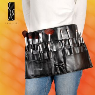 Fräulein 3°8 Make Up Brush Apron Toolbelt Tool Bag Belt